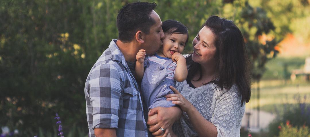 Corinth,TX - Huanca Family Photo Shoot